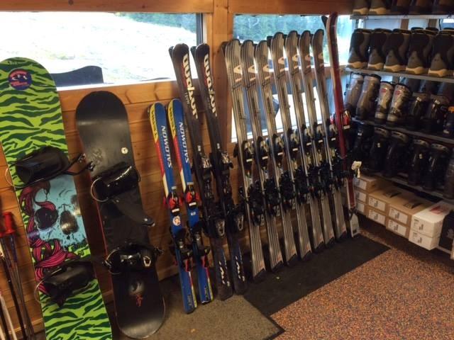 Vinteren nærmer seg - Salg av masse brukt utstyr...