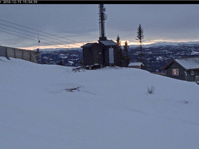 Nye webkamera montert på toppstasjon og i Fjellstølheisen
