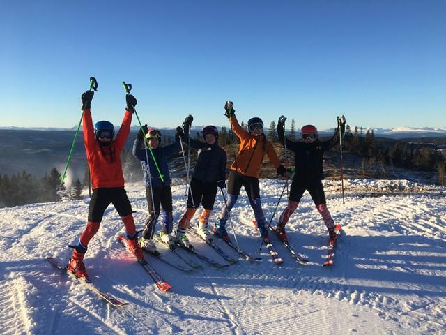 Sesongkorttilbud i Valdres Alpinsenter